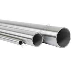 42,4x2mm-es rozsdamentes cső (1m)